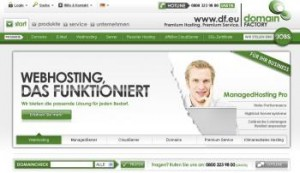 DomainFactory Hoster